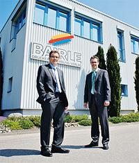 Klaus und Tobias Bairle, Geschäftsführer